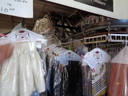 Dry Cleaner Business For Sale