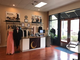 Alteration and Tuxedo Rental Shop Company For Sale