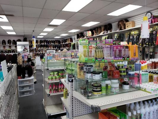 lancaster, Los Angeles County  Beauty Supply Store For Sale