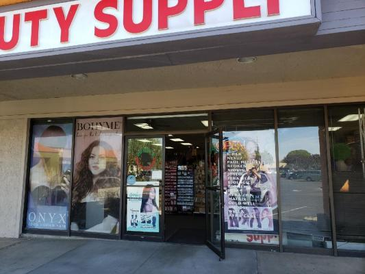 Beauty Supply Store Business For Sale