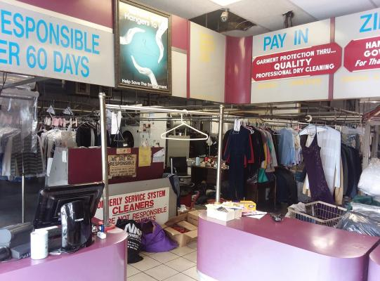 Dry Cleaners - Seller Financing Business For Sale