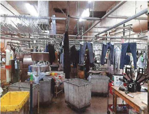 Pomona, Los Angeles County  Wholesale Laundry  For Sale