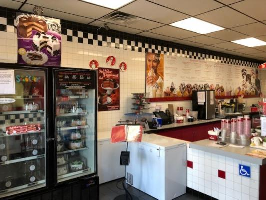 San Diego County Cold Stone Ice Cream Creamery Franchise For Sale