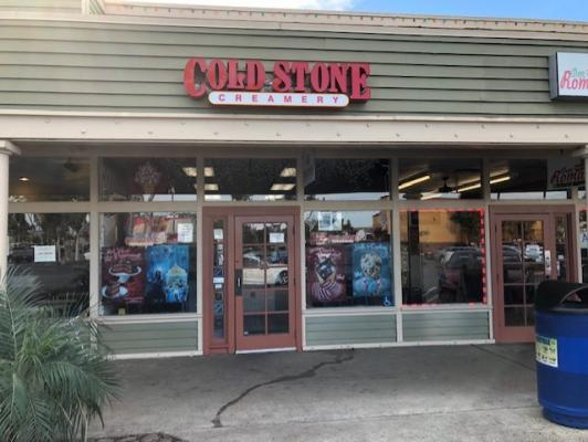 Cold Stone Ice Cream Creamery Franchise Business Opportunity