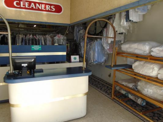 Dana Point, Orange County Dry Cleaners Plant For Sale