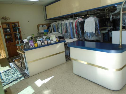 Dry Cleaners Plant Business For Sale