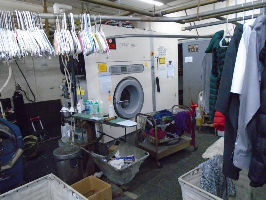 Selling A Dana Point, Orange County Dry Cleaners Plant - Fully Equipped