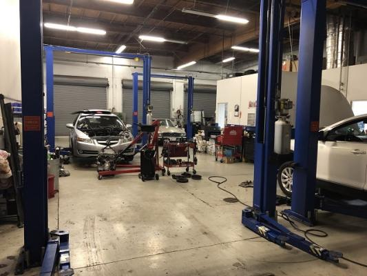Orange County Turnkey Auto Repair Service - Loyal Customer Base Business For Sale