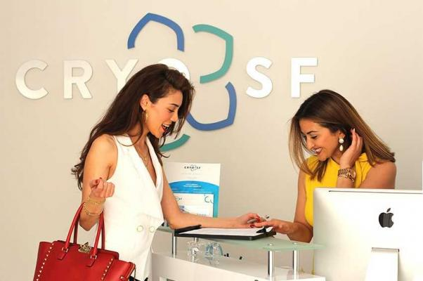 San Francisco Cryotherapy Service For Sale