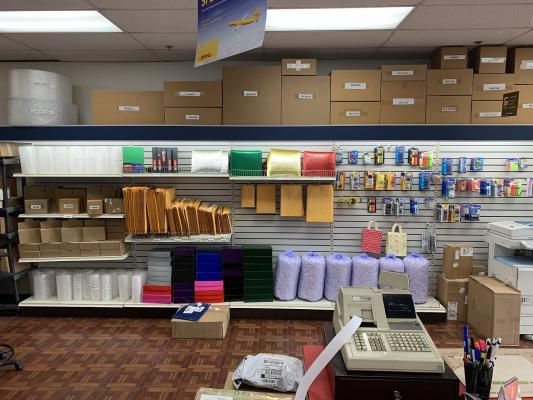 Postal And Shipping Services And Mailbox Rental Store Business For Sale