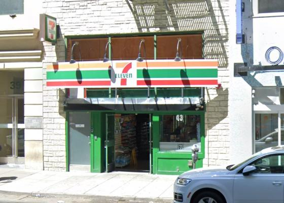San Francisco 7-Eleven Store Franchise - Absentee Run For Sale