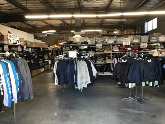 San Fernando Valley School Uniforms Work Wear Wholesale Retailer For Sale
