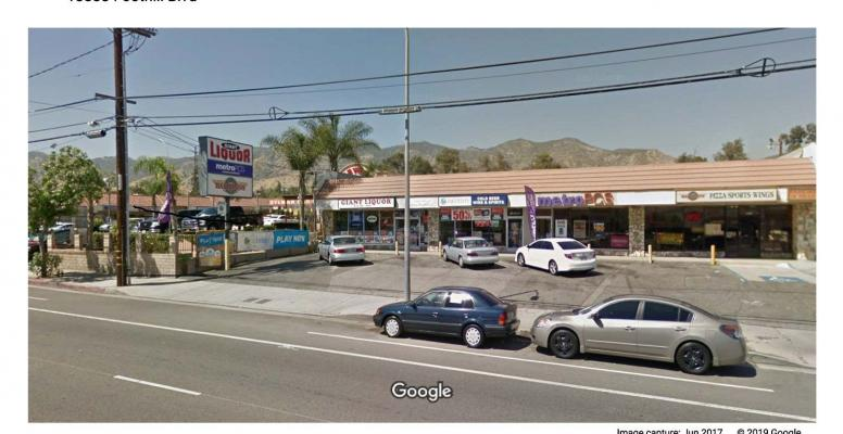 Sylmar, Los Angeles County Pizzeria Restaurant For Sale