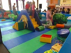 Corona, Riverside County  Indoor Playground For Children For Sale