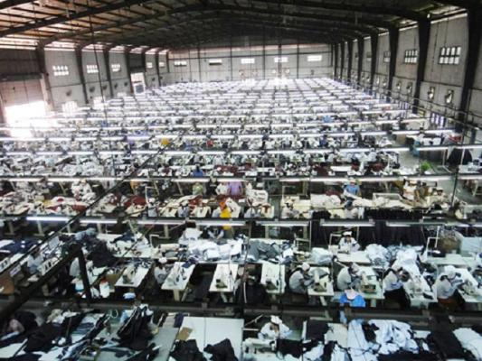 Los Angeles County Automated Garment Manufacturer For Sale