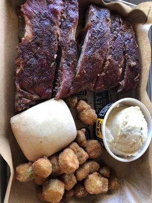 Los Angeles County Dickeys BBQ Restaurant Franchise For Sale
