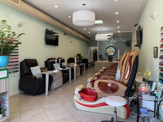 Los Altos, Santa Clara County Hair And Nail Salon For Sale