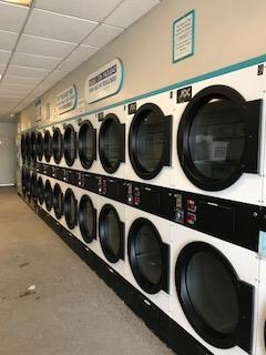 Central Valley, Kern County Coin Laundry - Good Parking, Great Demographics For Sale