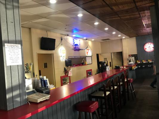 San Diego County Hamburger Restaurant And Sports Bar For Sale