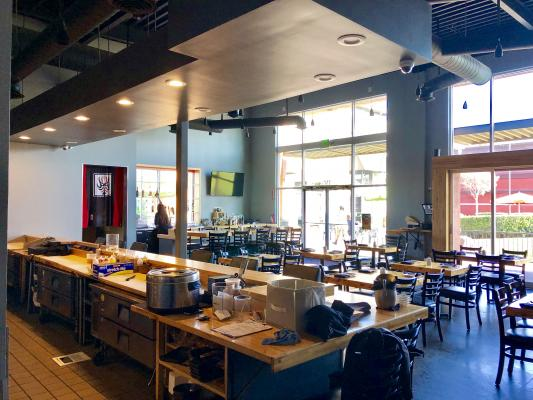 Stockton, San Joaquin County Modern Sushi Restaurant With Liquor License Companies For Sale