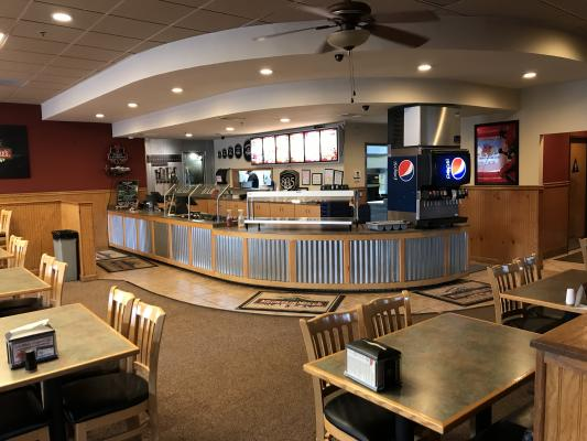 Northeast Fresno Mountain Mikes Pizza Franchise Restaurant For Sale
