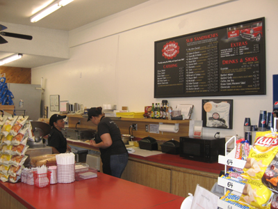 Sandwich Restaurant Business For Sale