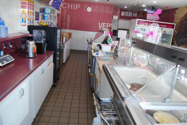 Capitola, Santa Cruz County Franchise Ice Cream Shop For Sale