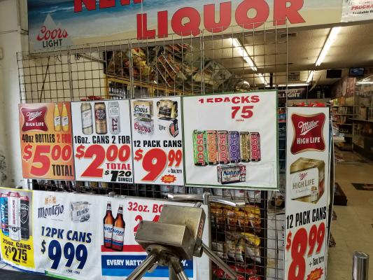 Liquor Store With Property Company For Sale