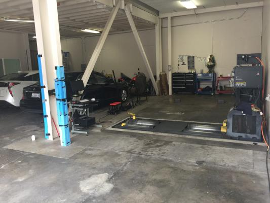 San Mateo County Smog Test Only Shop For Sale