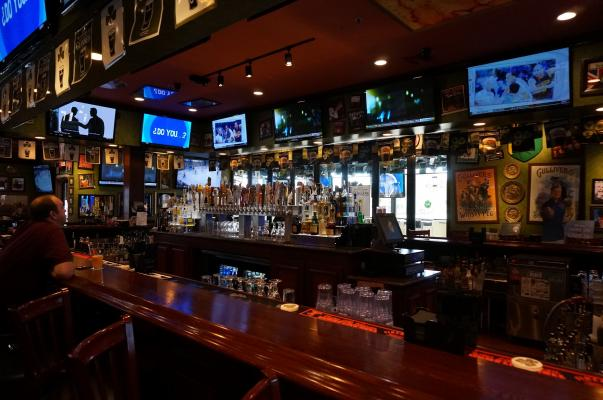 San Bernardino, Inland Empire Sports Bar Restaurant For Sale