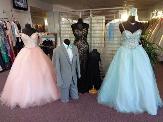 Long Beach,Los Angeles County  Bridal And Tuxedo Shop - Sales And Rentals For Sale