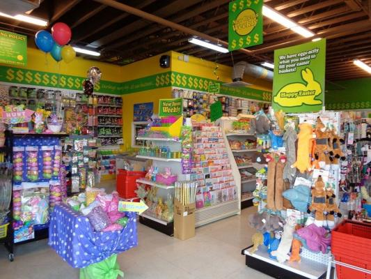Dollar Store  Business For Sale