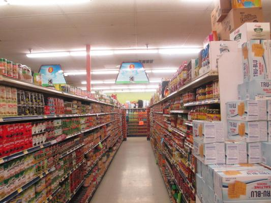 Fresno County Supermarket Grocery Store For Sale