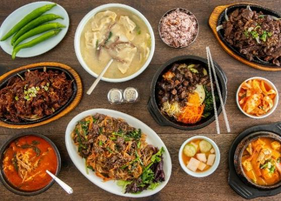 Los Angeles, Koreatown Korean Restaurant For Sale