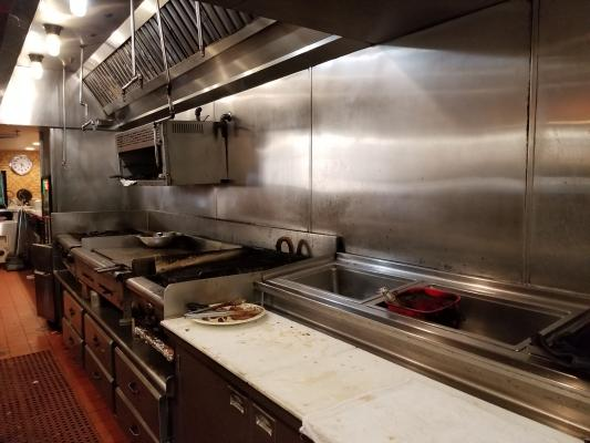 Hawaiian BBQ Restaurant  Business For Sale