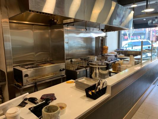 San Diego Restaurant - Remodeled And Fully Equipped For Sale