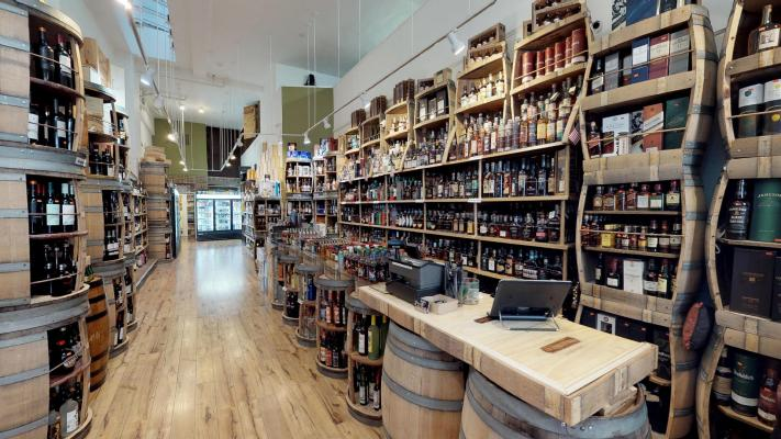 San Francisco Union Square Liquor Store - Boutique, Priced To Sell For Sale