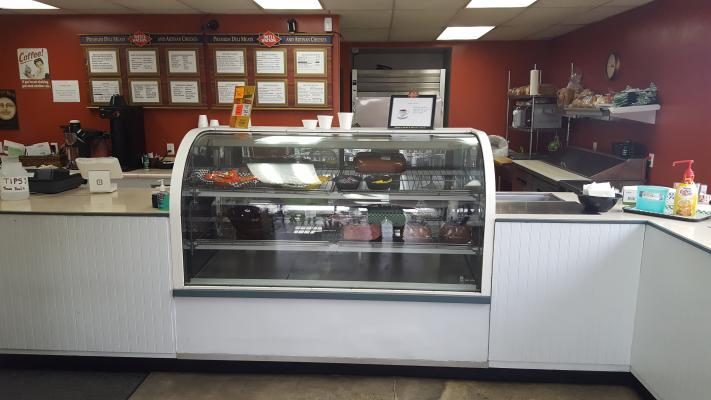 Escondido, San Diego Area Deli Restaurant - Long Established In Office Park For Sale