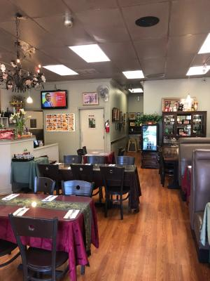 Corona, Riverside County Thai Restaurant For Sale