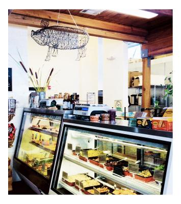 Sonoma County Boutique Grocery Market For Sale