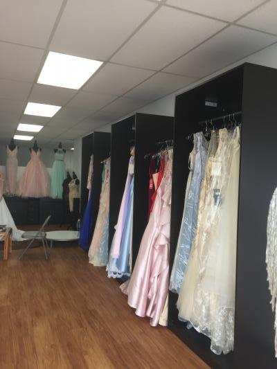 Clothing Alteration, Sales And Rental Company For Sale