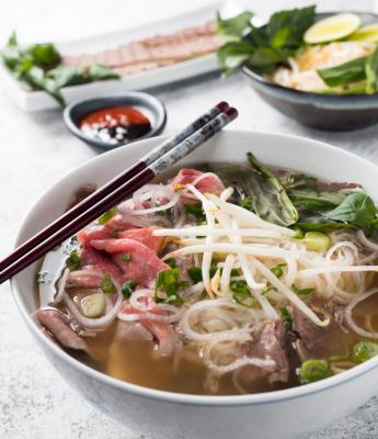 Los Angeles Vietnamese Pho Restaurant For Sale