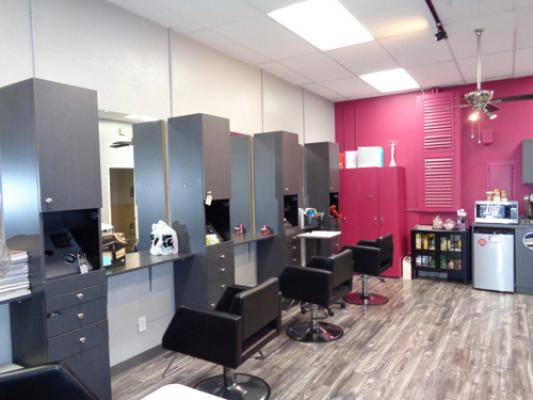 Beauty Supply And Salon Business For Sale