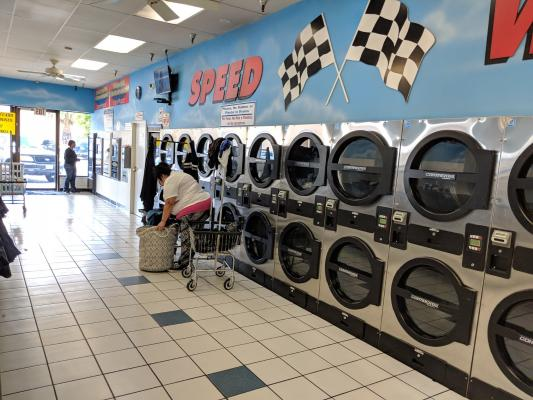 Card Laundromat - Absentee Run Business For Sale