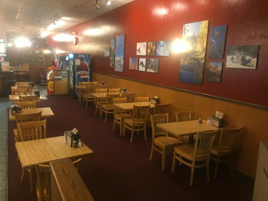 Walnut Creek Franchise Pizza Restaurant For Sale