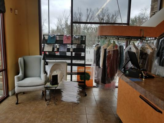 Folsom, Sacramento County Dry Cleaners Plant Business For Sale
