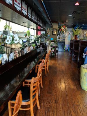 SF East Bay Area Japanese Sushi Bar Restaurant For Sale