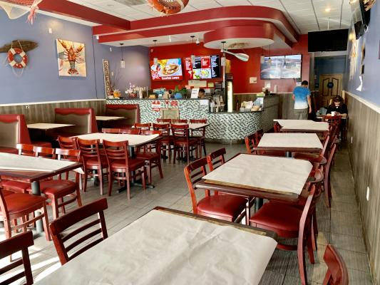 San Jose, Santa Clara County Crawfish Cajun Seafood Restaurant For Sale