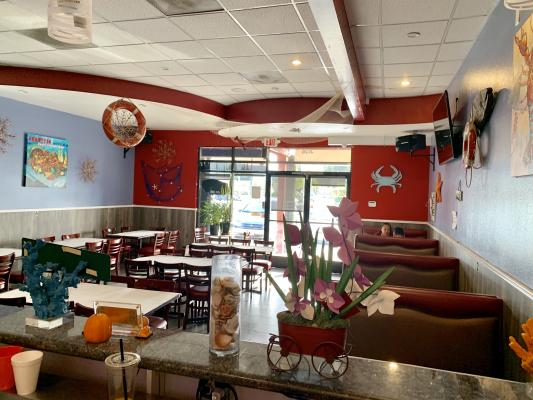 Crawfish Cajun Seafood Restaurant Business For Sale