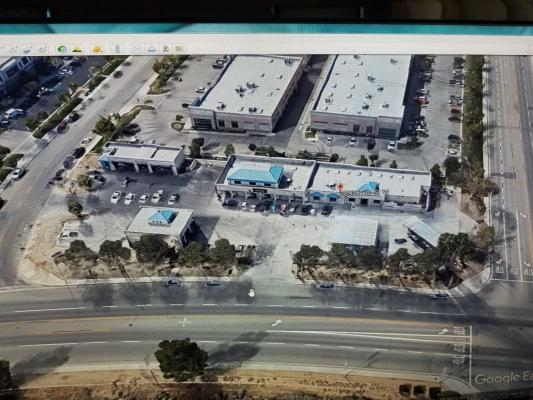 Palmdale, Los Angeles County Car Wash Gas Station Express Lube - Real Estate For Sale